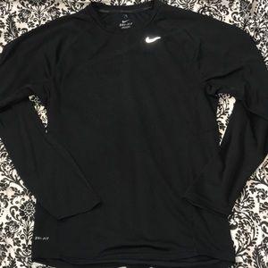 Nike Shirts - Nike Dri Fit long sleeve